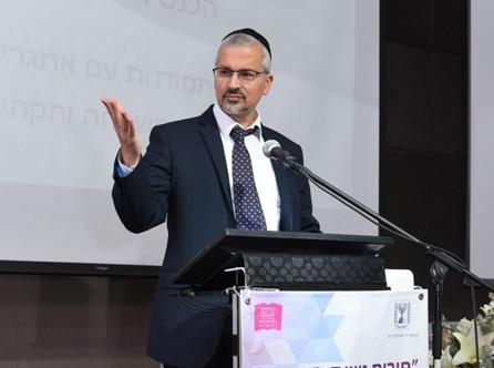 """הכנס השנתי ה- 2 של """"פורום נשות הרבנים""""– מאת הרב חזקיהו סאמין הי""""ו"""