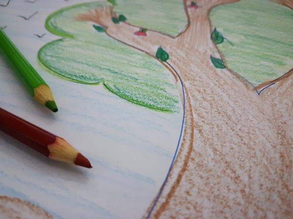 צייר לי עץ ואומר לך מי אתה!