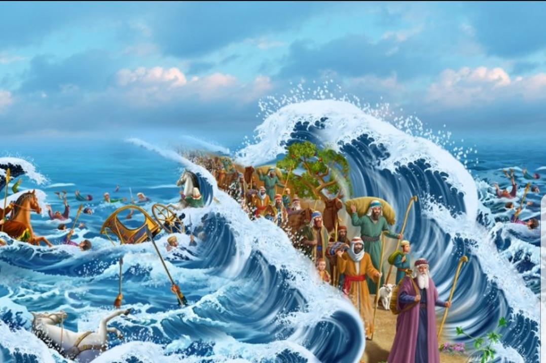 קריאת התורה פרשת בשלח מאת רבי משה פ. וייסבלום