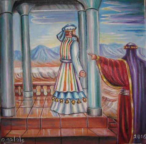 """מאמר לפרשת פנחס – מאת: מנחם ב""""ר רחמים צדוק"""