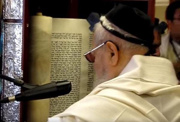 קריאה בתורה מפי מרן הרב עובדיה יוסף זצוקל