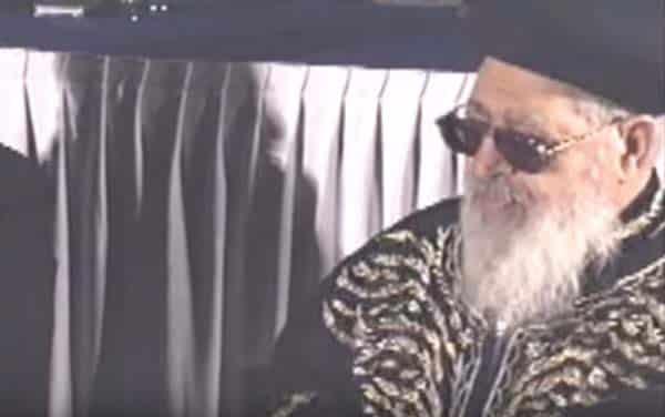 """אל חובי סלח ר' משה חבושה עם מרן רבנו עובדיה יוסף זצוק""""ל"""