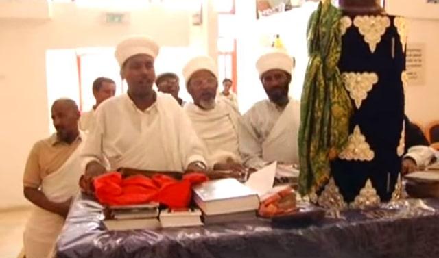 מסורת של יהודי אתיופיה – תפילה אתיופית