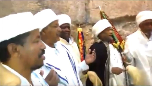 ביתא ישראל – פסח