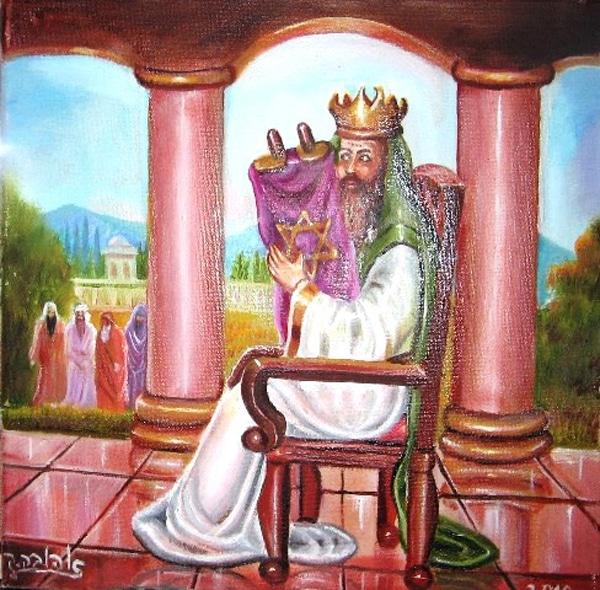 """מאיזה שבט היו מלכי ישראל – הרב איתי אליצור שליט""""א"""
