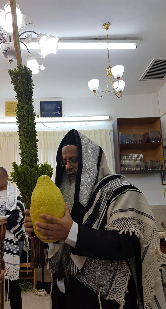 """הושענה רבה הקפה ראשונה – הרב יהודה גמליאל שליט""""א"""
