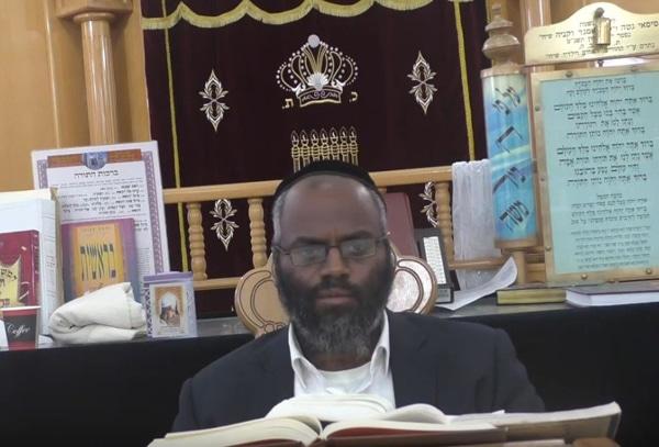 הרב משה ברוך צילום מסך