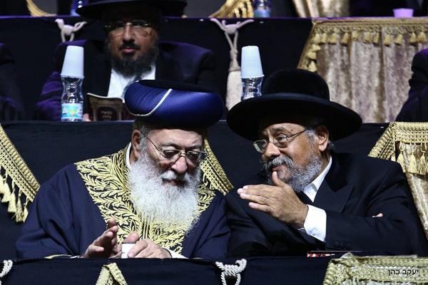 מראות הוד מהמעמד האדיר 'חלקנו בתורתך' בבנייני האומה בירושלים