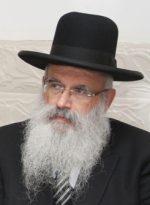 """הרב נתנאל זכריהו שליט""""א"""