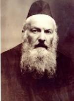 """הרב אלחנן בונים וסרמן נע""""ג"""