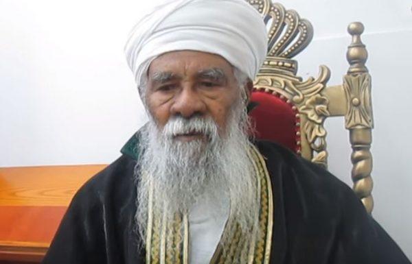 דברי תורה מפי הרב הראשי ליהדות אתיופיה  קייס הקייסים הדנה טקויה.