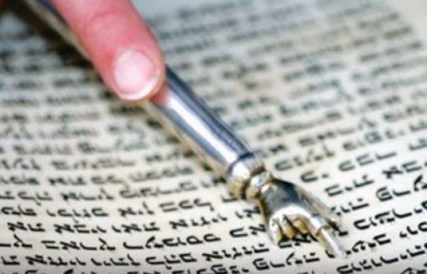 משה חבושה קריאת התורה פרשת וירא