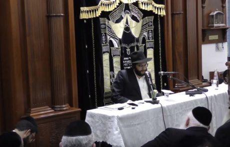 הינוקא הרב שלמה יהודה – סוד המלח