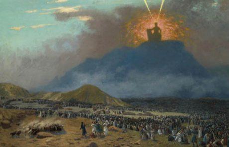 """חג השבועות – סגירת מעגל רוחני – ד""""ר מוטי גולן לימודי יהדות ואקטואליה"""