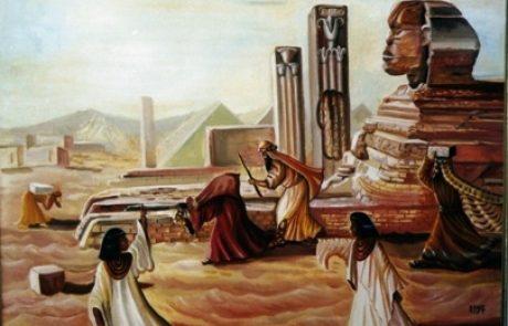 """דברי תורה לפרשת שמות – מאת הרב איתי אליצור שליט""""א"""