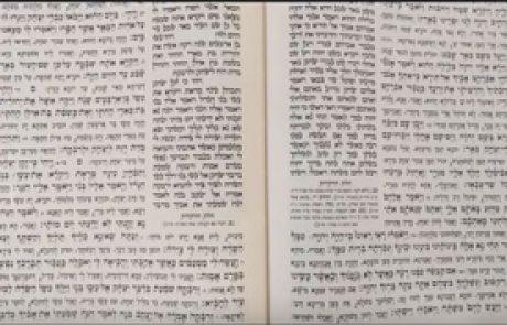 פרשת תולדות – קריאת חמישי  – תאיר נרי