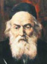 """הרב ישראל מאיר הכהן נע""""ג- החפץ חיים"""