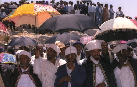 חג הסיגד של קהילת יוצאי אתיופיה בישראל