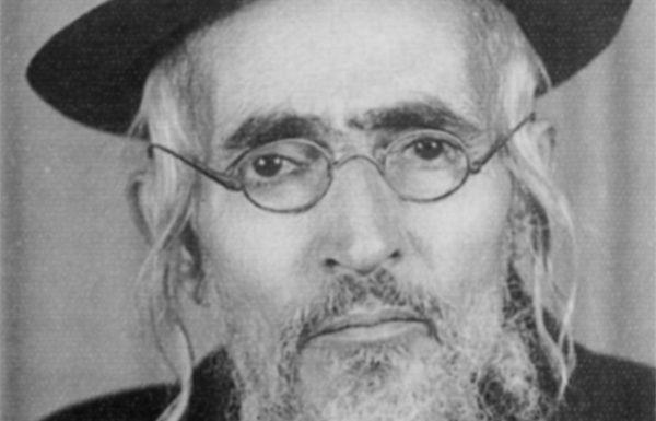 """מעלת חודש אלול – הגאון רבינו חיים סנואני זצ""""ל"""