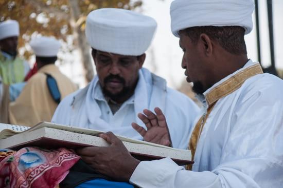 """מקורות מעניינים על יהדות אתיופיה מפי הרב משה ברוך שליט""""א"""