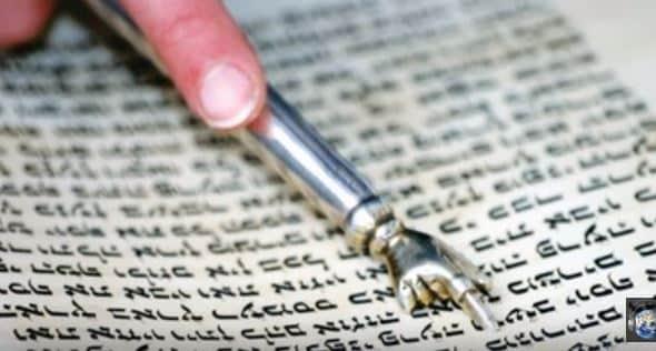 משה חבושה קריאת התורה פרשת בא