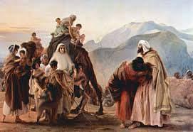 """פרשת וישלח – מאת מארי ישי חג'בי הי""""ו"""