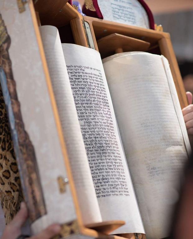 תפארת הקריאה בפרשת אחרי מות