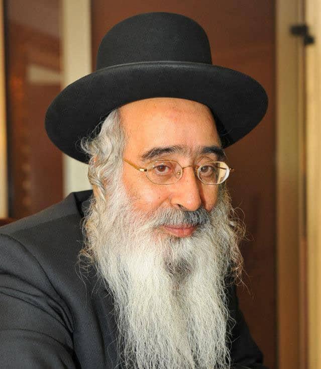 """לקיים בנו חכמי ישראל – תפילות לרפואת הרב הגאון עזריה בסיס שליט""""א מרא דאתרא ראש העין"""