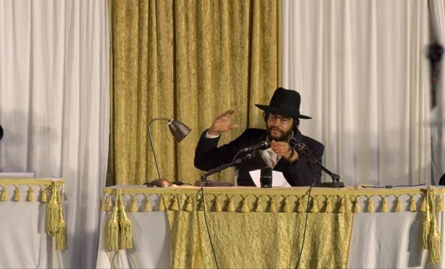 """הגאון הינוקא הרב שלמה יהודה שליט""""א • מעמד הסיומים השנתי 'יומא טבא'"""