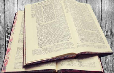 """סיכום הדף היומי – יום שלישי כ""""ז תמוזתשע""""ח"""