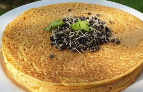 קרפ עדשים עשיר בחלבון וסיבים תזונתיים – כשר לפסח לאוכלי קטניות