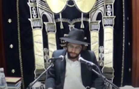 """הינוקא הגאון הרב שלמה יהודה – """"קוצו של יו""""ד"""""""