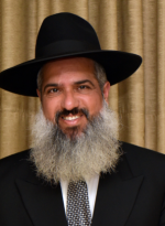 """הרב איתמר הלוי מחפוד שליט""""א"""