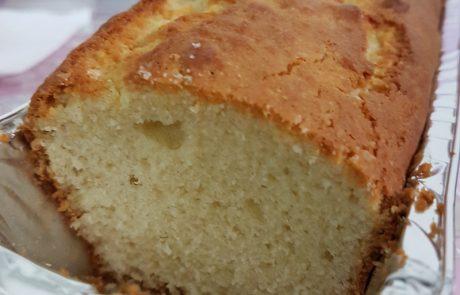 עוגת גבינה כפרית