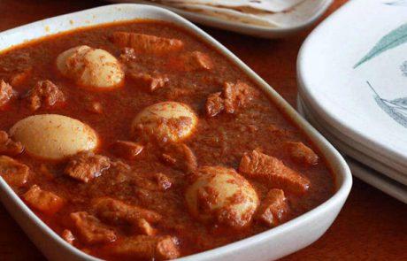 דורו ווט – תבשיל עוף מהמטבח האתיופי