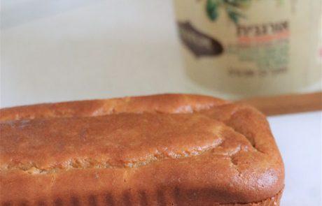 לחם טחינה בארבעה מצרכים בלבד – ללא קמח
