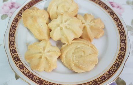 שורטברד – עוגיות חמאה