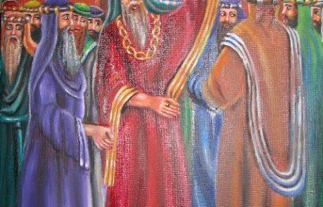 """דבר תורה לפרשת ויגש – מאת הרב איתי אליצור שליט""""א"""